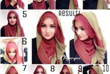 belajar hijab
