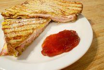 Paninis / Panini sandwich recipes
