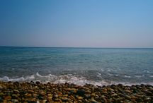 Agia Fotia, Chios / Crystal blue waters