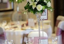 FSO events | Centrepieces / images of centrepieces created by Flora Special Occasion