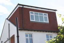 Simply Loft - Loft Conversion Exteriors / Want to know what a loft conversion could look like from the outside?  Here's a selection of images of exteriors of loft conversions constructed by Simply Loft.