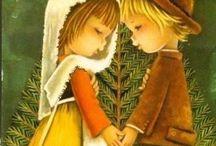 Illustration enfants Constanza