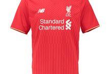 Premier League Kits 2015/16 / The latest kits from the Premier League for the 2015/16 Season