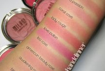 milani rose Blushes