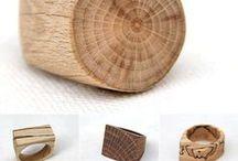 anillos madera