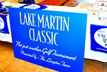 Lake Martin Classic 2012 / Lake Martin Golf Classic at StillWaters Golf Course. Not just another golf tournament. Presented by The Langston Team.