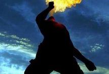 Fire / ohně