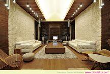 Dekoratif taş duvar
