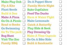 summer holiday to do list