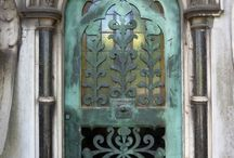 Why do I love DOORS?? / by Courtney Clements