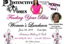 Distinctive Women Luncheon / Save the date_ Learning our Heritage March14, 2015 11am-2pm