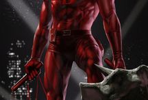 Superheroes / Comics
