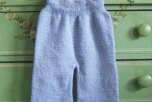 Llamajama Wool Longies / Hand knit wool longie pants by Llamajama