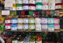 "Garden Cotton 5 / Garden Cotton Thread is by Nazli Gelin, which means ""shy bride"" in Turkish. It is a beautiful 100% mercerized Egyptian Giza cotton thread.  This mercerized Egyptian cotton thread is great for both knit and crochet projects!"