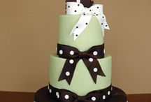cakes/cupcakes / by Susan Sallee