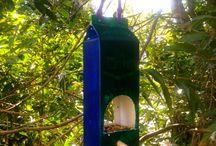fugle foder