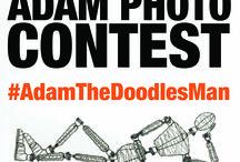Adam the Doodles Man