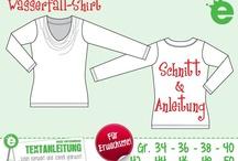 Schnitte/Pattern