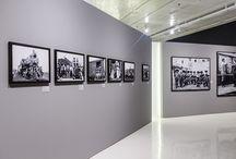Arquivo ex Machina / Espaço expositivo da mostra de fotografia Arquivo ex Machina - Identidade e Conflito na América Latina