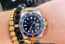 Men's Fashion Watches Jewelry / Fashion watch, jewellery, purse, hats for men.