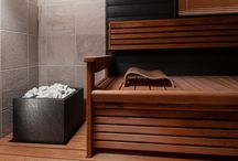 Interior ideas / Sauna & Bathroom