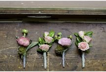 Boutonnieres / by The Budget Savvy Bride