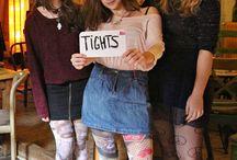 Tights.ro te invita la joaca! / Modele si culori de poveste