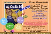 Women History Expo 2014 / Celebebrating Women History Month with a Shopping Expo