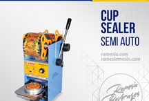 Mesin Press Plastik Cup Sealer / Alat Press Plastik, Mesin Press Plastik, atau yang familiar disebut dengan Mesin Cup Sealer seringkali digunakan oleh para pelaku UMKM dalam kegiatan usahanya, terkhusus lagi dalam bisnis kuliner