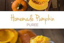 Pumpkin Everything! / Must be fall!