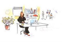 Guides pratiques au travail / Comment être plus heureux, plus efficaces, plus habiles au boulot?