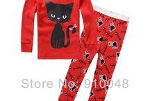 Cat PJ's