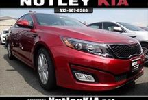 New Vehicles / by Nutley Kia