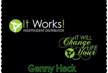 ItWorks / by Genny Heck