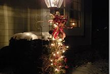 Christmas decoration outdoor