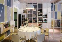 Restaurants / Les plus beaux restaurants ! Décoration // Design // Architecture