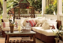 Landscape/home ideas / by Tiffany Forrestall