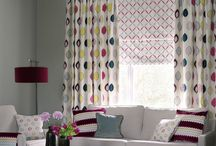Gustavo / A retro, Scandinavian collection of bold and contemporary patterns.