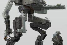 Mech & Exoskeleton