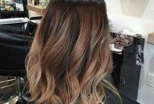 Kolory włosów