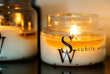 Eternal Whispers / Our bespoke Candle Collection...
