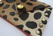 Hide & Chic Seattle / Leather Accessories! / by Amber Marie