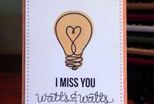 miss u cards