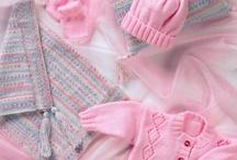 baby knitting patterns / knitting patterns