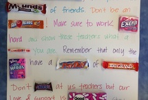 candy cards / by Amy Ingram