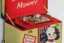 Vintage Ephemera / Cards, Tags, Mail, Posters, Paper