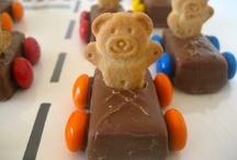 Jaydes teddy bear party