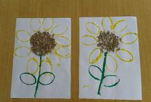 Pre-k spring crafts / by Jennifer Stricklin
