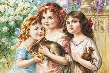 Victorian / Vintage / Children / by Lorie Yocum
