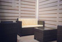 La terrasse LORYZA® / La terrasse LORYZA est le parfait compromis entre la terrasse en bois qui bénéficie des qualités d'un matériau esthétique et chaleureux tout en étant respectueux de l'environnement.